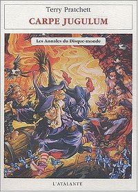 Les Annales du Disque-Monde : Carpe Jugulum #24 [2004]