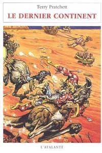 Les Annales du Disque-Monde : Le Dernier Continent #22 [2003]