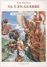 Les Annales du Disque-Monde : Va-t-en-guerre #21 [2003]
