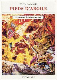 Les Annales du Disque-Monde : Pieds d'Argile [#19 - 2002]