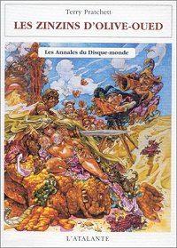 Les Annales du Disque-Monde : Les Zinzin d'Olive-Oued #10 [1998]