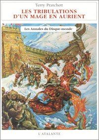 Les Annales du Disque-Monde : Les Tribulations d'un mage en Aurient #17 [2001]