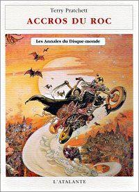 Les Annales du Disque-Monde : Accrocs du roc #16 [2000]