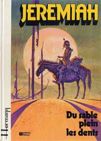 Jeremiah : Du sable plein les dents #2 [1979]
