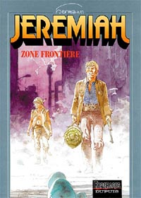 Jeremiah : Zone frontière [#19 - 1996]