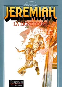 Jeremiah : La Ligne rouge #16 [1992]