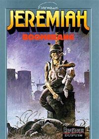 Jeremiah : Boomerang #10 [1984]