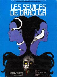 Les sévices de Dracula - Combo Blu-ray + DVD
