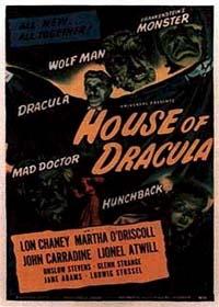 La Maison de Dracula [1945]