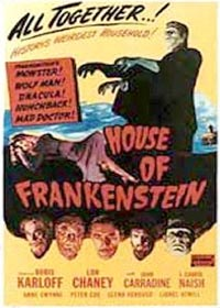 La Maison de Frankenstein