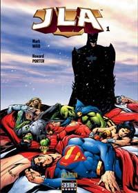 Justice League : Tour de Babel [2004]