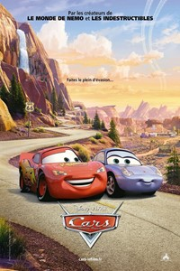 Cars : Quatre Roues [2006]