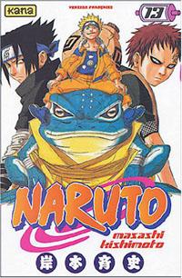 Naruto Tome 13 [2004]