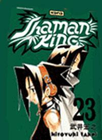 Shaman King Tome 23 [2004]
