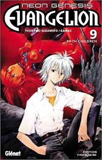 Evangelion Volume 9 : Evangelion : Fifth Children