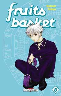 Fruits Basket Tome 8 [2003]