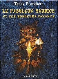 Les Annales du Disque-Monde : Le Fabuleux Maurice et ses rongeurs savants #25 [2004]