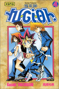 Yu-Gi-Oh ! #4 [1999]