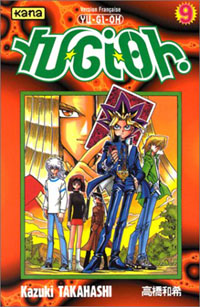 Yu-Gi-Oh ! #9 [2000]