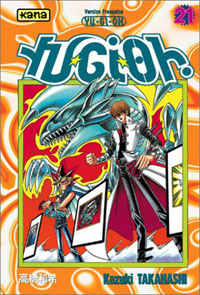Yu-Gi-Oh ! #21 [2002]