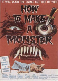 How to Make a Monster [1958]