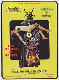 Les vierges de Satan [1968]