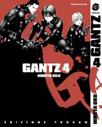 Gantz [#4 - 2003]