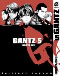 Gantz [#5 - 2003]