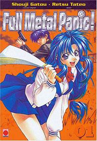 Full Metal Panic [#1 - 2004]