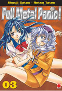 Full Metal Panic [#3 - 2004]