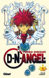 Dn Angel #1 [2004]