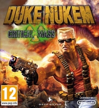 Duke Nukem Trilogy : Critical Mass - PSP