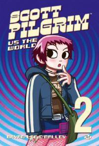 Scott Pilgrim vs the world #2 [2010]