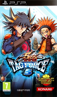 Yu-Gi-Oh! 5D's Tag Force 5 [2010]