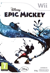 Epic Mickey #1 [2010]