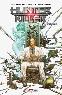 Hunter Killer : Cyberforce [#4 - 2010]