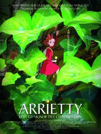 Arrietty, Le petit monde des chapardeurs [2011]
