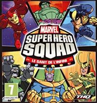 Marvel Super hero squad : le gant de l'infini - 3DS