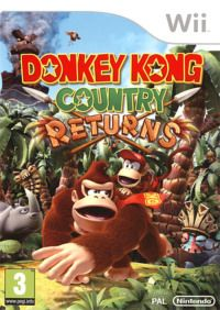 Donkey Kong Country Returns - Console virtuelle