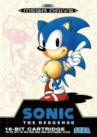 Sonic the Hedgehog #1 [1991]