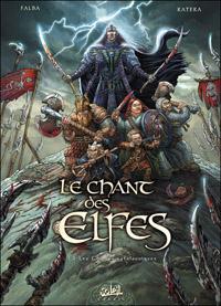 Le Chant des Elfes : Les champs catalauniques [#3 - 2010]