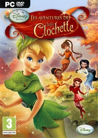 Peter Pan : Les Aventures de la Fée Clochette [2010]