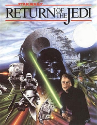 Star Wars : Return of the Jedi [1988]