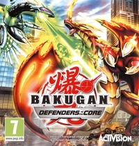 Bakugan : les protecteurs de la terre - WII