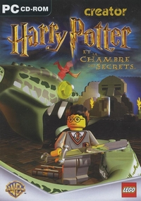Lego Harry Potter : Lego Creator : Harry Potter et la Chambre des Secrets [2002]