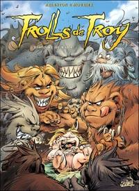 Troy / Lanfeust : Trolls de Troy : l'histoire de Waha #14 [2010]