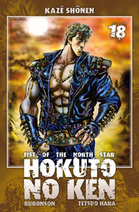 Ken le survivant : Hokuto no Ken, Fist of the north star [#18 - 2011]
