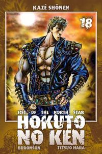 Ken le survivant : Hokuto no Ken, Fist of the north star #18 [2011]