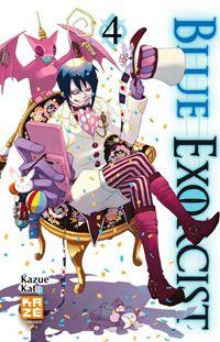 Blue Exorcist [#4 - 2011]