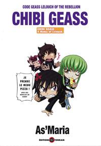Code Geass : Chibi Geass [2011]